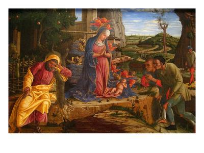 The Adoration of the Shepherds, Shortly after 1451