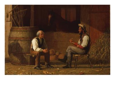 Talking it Over (The Civil War)