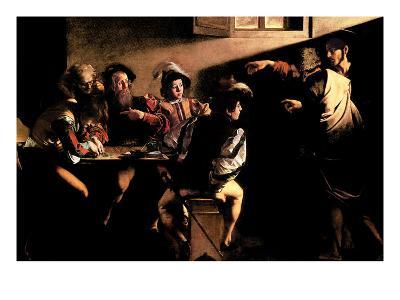 The Calling of Saint Mathew