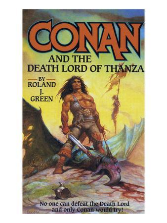 Conan and the Death Lord of Thanza, 1997, USA