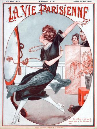 La Vie Parisienne, C Herouard, 1922, France