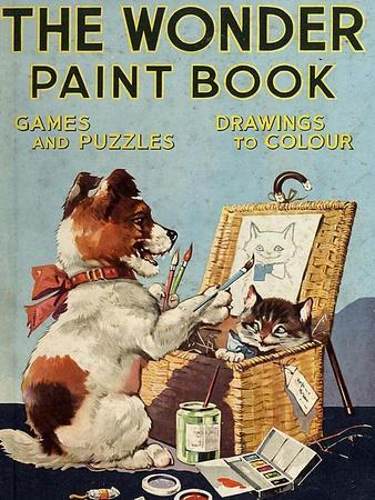 The Wonder Paint Book, UK