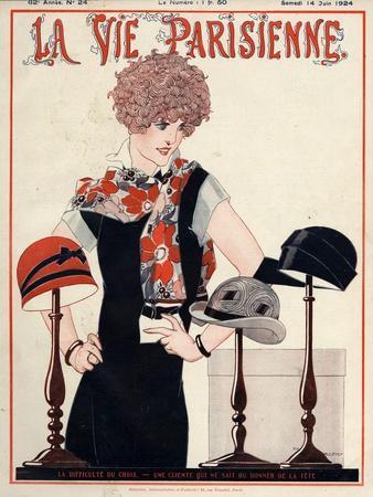 La Vie Parisienne, Rene Vincent, 1924, France