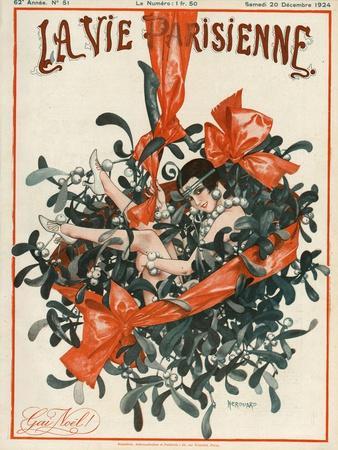 La Vie Parisienne, Cheri Herouard, 1924, France