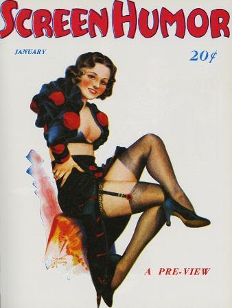 Screen Humor, 1934, USA