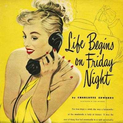 Womens Story, Coby Whitmore, 1950, UK