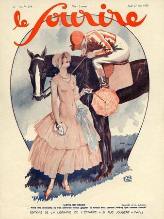 Le Sourire, 1929, France