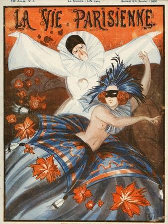 La Vie Parisienne, Armand Vallee, 1920, France
