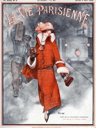 La Vie Parisienne, CHerouard, 1923, France