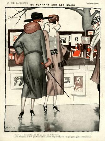 La Vie Parisienne, Jacques, 1922, France
