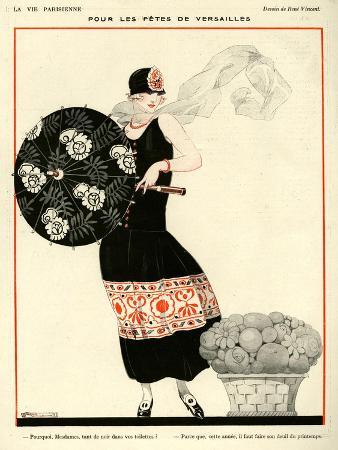 La Vie Parisienne, Rene Vincent, 1923, France