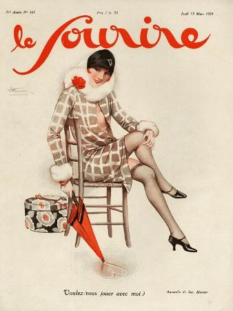 Le Sourire, 1928, France