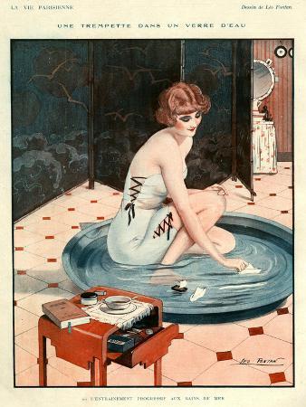 La Vie Parisienne, Leo Fontan, 1924, France