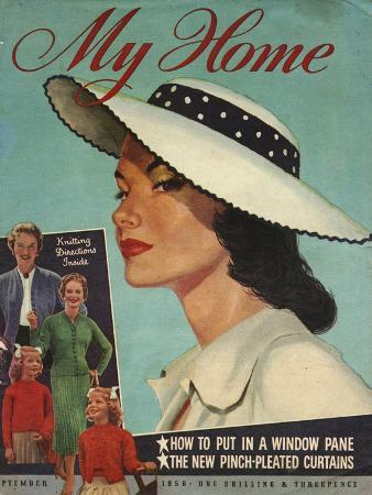 My Home, 1956, USA