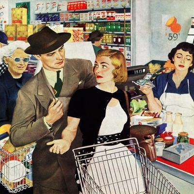 """More Money, Honey"", July 21, 1951"