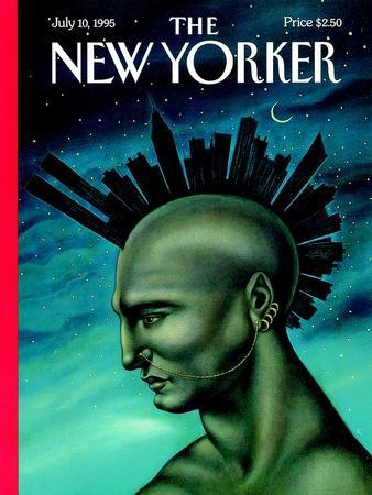 The New Yorker Cover - July 10, 1995