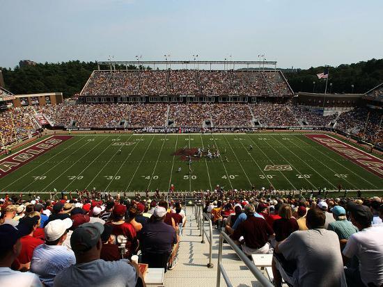 Boston College - Boston College Football at Alumni Stadium ...