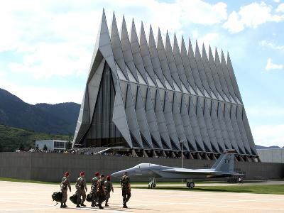 Air Force Academy - Cadet Chapel
