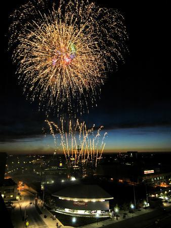 University of Cincinnati - University of Cincinnati Fireworks