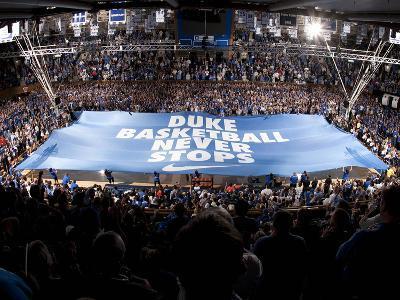 Duke University - Duke Basketball Never Stops - Countdown to Craziness 2011