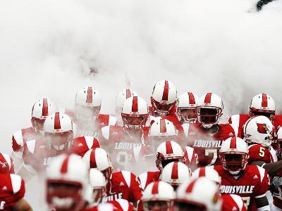 University of Louisville - Louisville Cardinals Take the Field