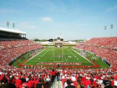University of Louisville - Louisville Cardinal Stadium