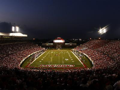University of Louisville - Papa John's Stadium Night Game