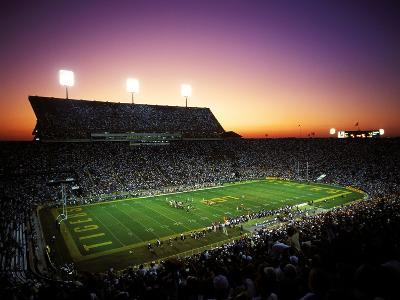 Louisiana State University - LSU's Tiger Stadium