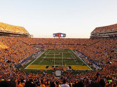 Louisiana State University - Tiger Stadium Endzone
