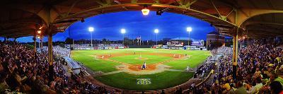 Louisiana State University - Alex Box Stadium Panorama