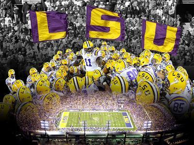 Louisiana State University - LSU Collage