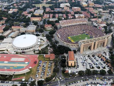 Louisiana State University - Tiger Stadium