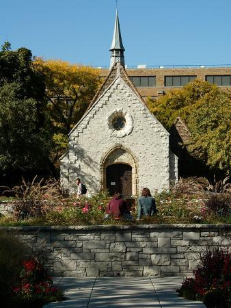 Marquette University - The Historic St. Joan of Arc Chapel