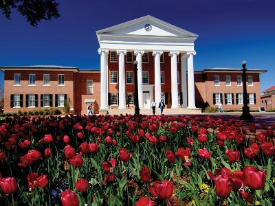 University of Mississippi (Ole Miss) - Lyceum Flowers Bloom