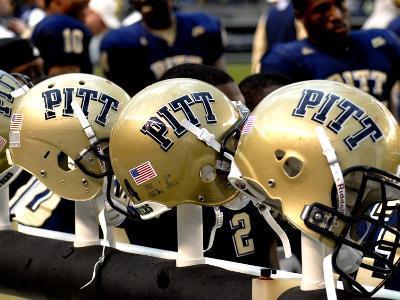 University of Pittsburgh - Pitt Helmets Awaiting Action