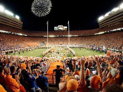 University of Tennessee - Neyland Stadium