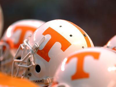University of Tennessee - Tennessee Football Helmets