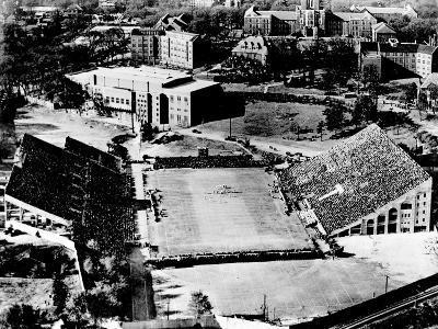 University of Tennessee - Neyland Stadium Aerial