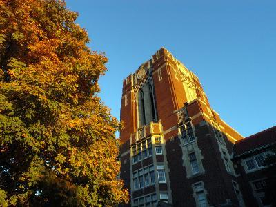 University of Tennessee - Ayers Hall