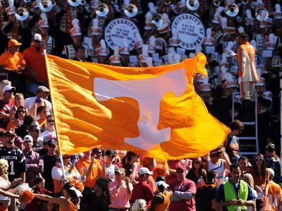 University of Tennessee - Tennessee Flag