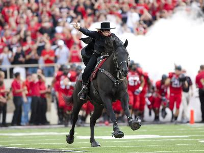 Texas Tech University - Texas Tech Tradition: the Masked Rider