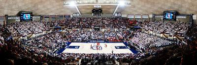 University of Connecticut - Gampell Pavilion: the Home of UConn Basketball