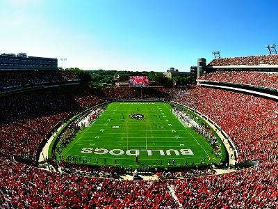 University of Georgia - Sanford Stadium