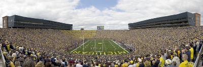 University of Michigan - Game Day in Ann Arbor