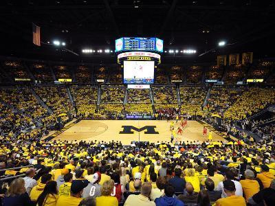 University of Michigan - Michigan 56, Ohio State 51