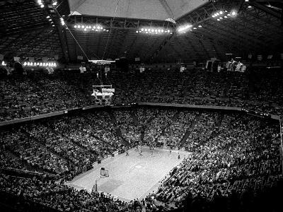 University of North Carolina - Inaugural Game at UNC's Dean Smith Center