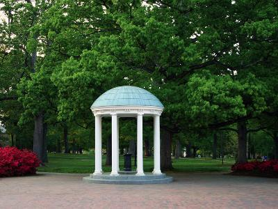 University of North Carolina - The Old Well Stands Alone