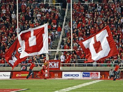 University of Utah - Utah Flags