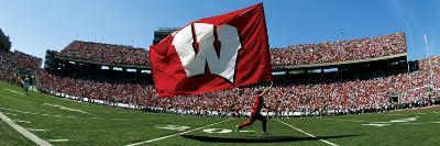 University of Wisconsin - The Flag Flies at UW