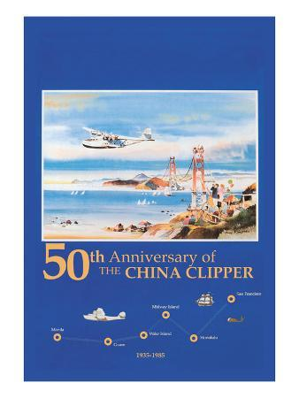 50th Anniversary of the China Clipper